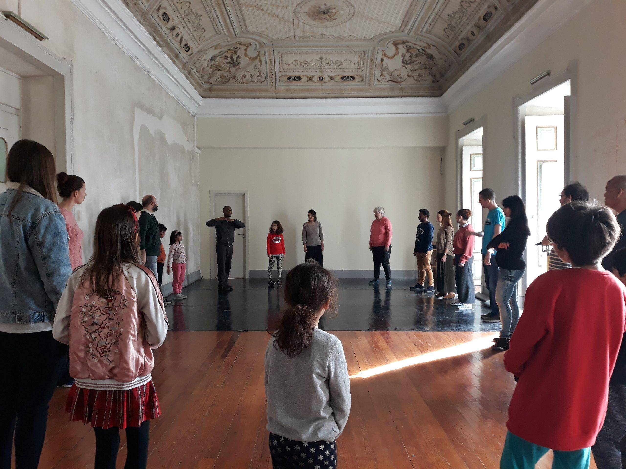 Artistic Residence in Lisbon 7