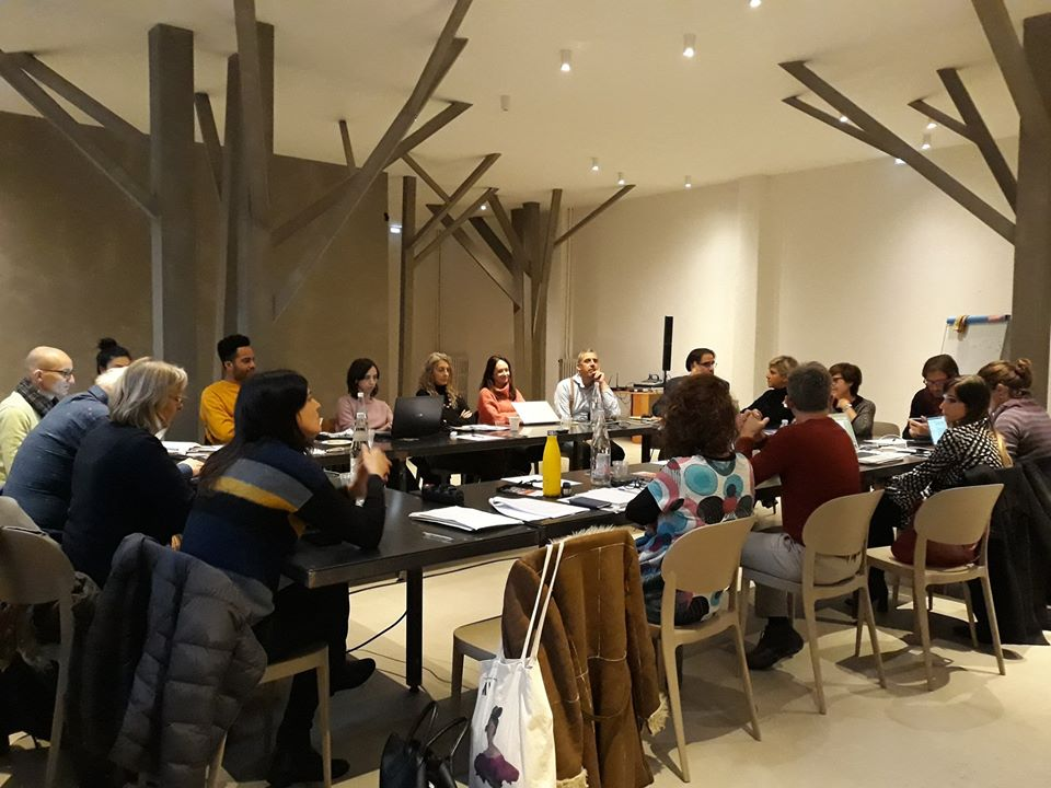 Intimate Bridges partners meet in Brescia